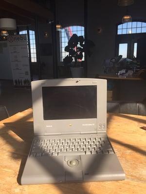 PowerBook Duo 230