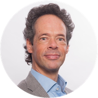 Eric van Velzen, Nebu's founder and CEO