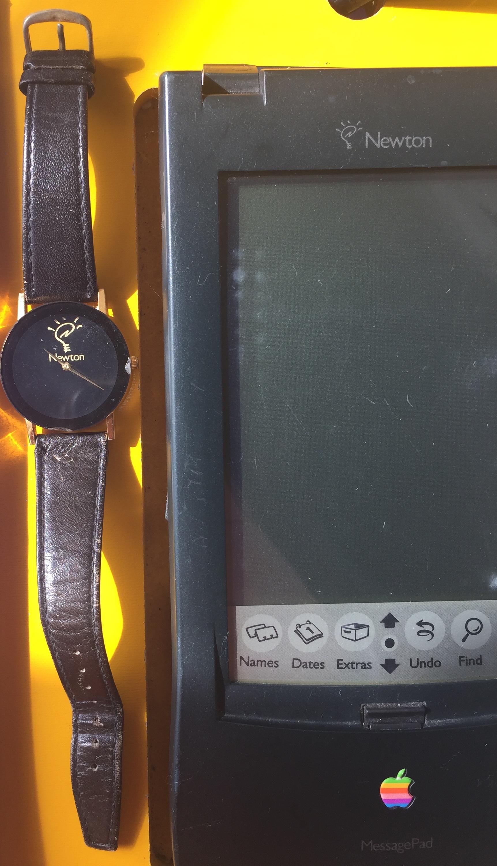 Newton watch