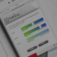 Designing a Responsive Questionnaire with Nebu