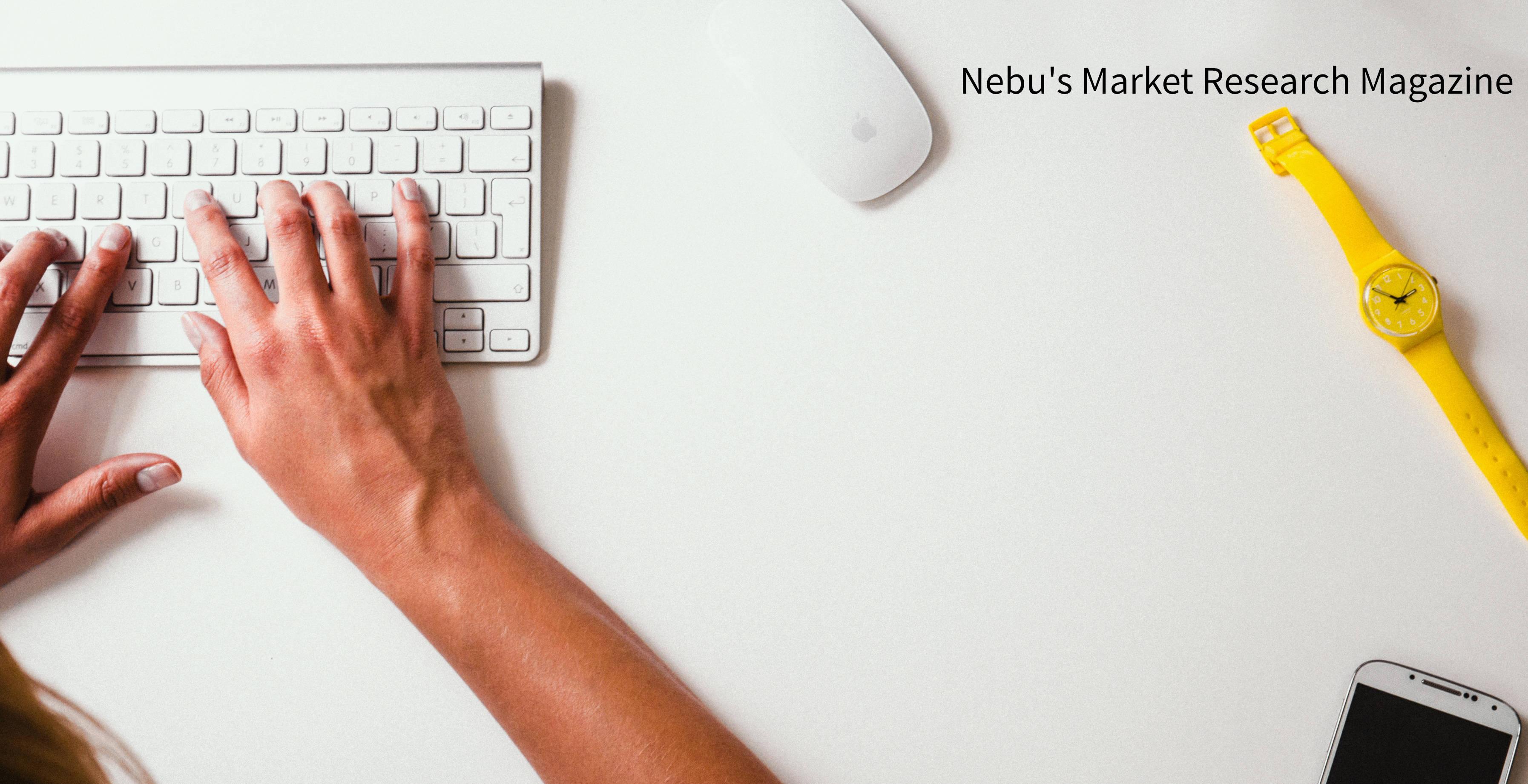 Nebu's blog a.k.a. Nebu's Marketing Research Magazine